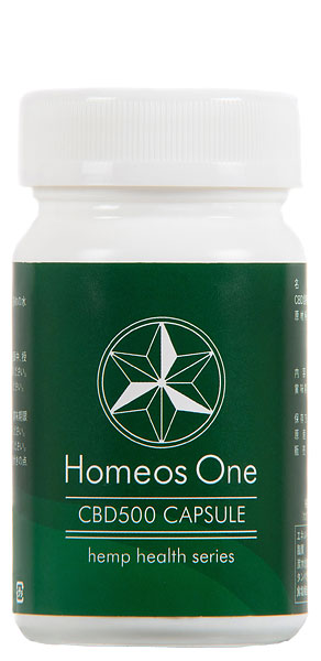Homeos One CBD500 CAPSULE